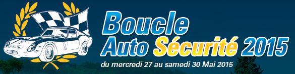 Boucle Auto Sécurité 2015